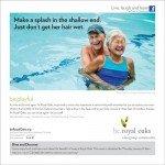 be.group royal oaks splash ad
