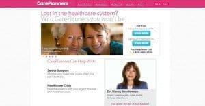 CarePlanners website