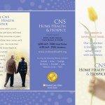 CNS Home Health & Hospice brochure