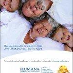 Humana Grandparents and Grandkids ad