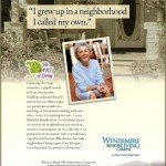 Wyndemere Senior Living Campus neighborhood ad