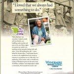 Wyndemere Senior Living Campus playground ad