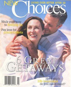 New Choices Magazine Cover