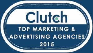 Clutch Top Marketing & Advertising Agency 2015 Award