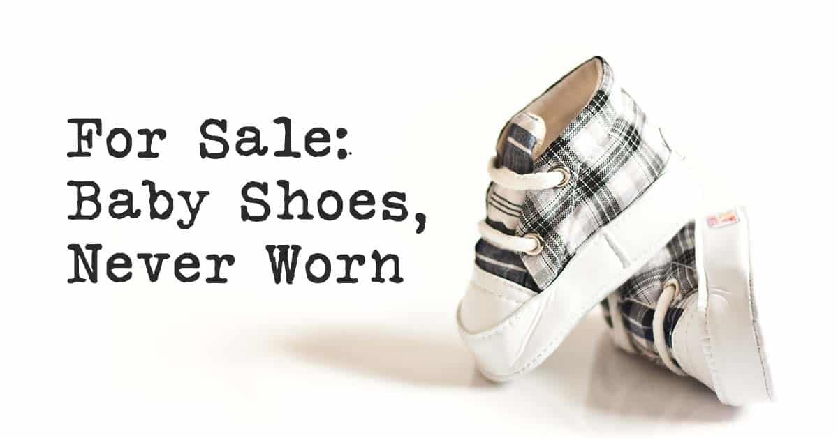 Marketing Baby Boomers Sale Shoes Never