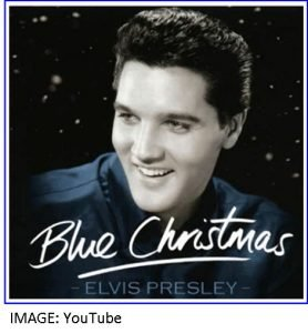Elvis - Blue Christmas