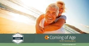 Coming of Age - 50+ Marketing Agency