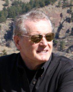 Barry Robertson Headshot