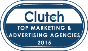 Clutch Top Marketing & Advertising Agency 2015 Award
