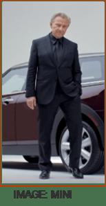Harvey Keitel - Spokesperson for MINI