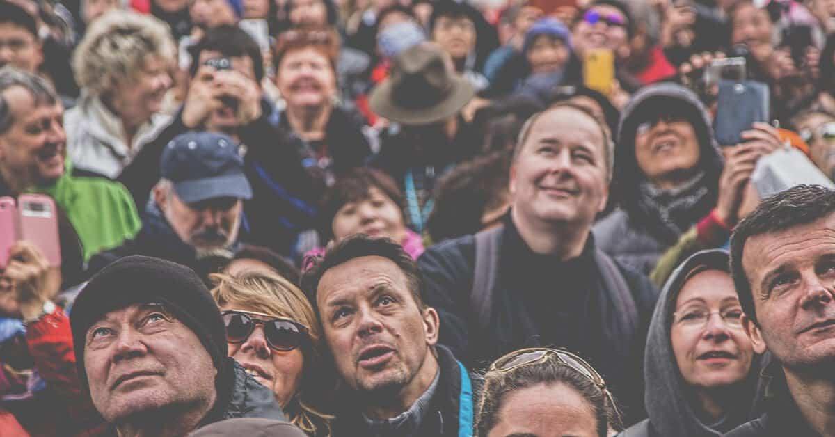 Experiential Segmentation Boomer Crowd