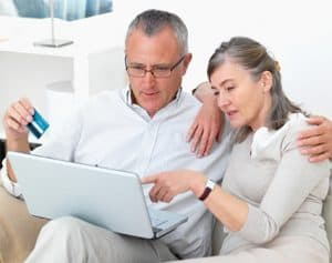 Baby Boomers ecommerce purchases