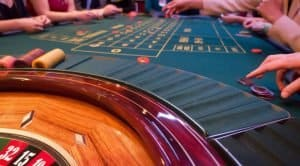 Roullete game chance gambling luck