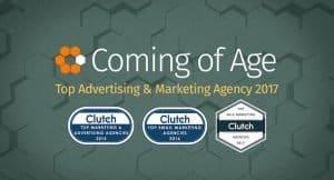 Top Advertising and Marketing Award 2017
