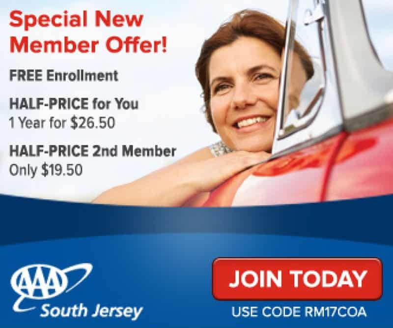 AAA Convertible Banner Ad