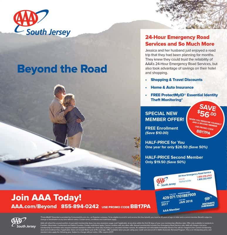 AAA Print Ad - Beyond the Road