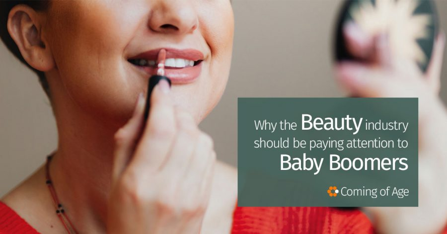 Why The Beauty Industry Should Be Paying Attention To Baby Boomers